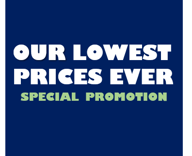 Our Lowest Prices - Feature Block2
