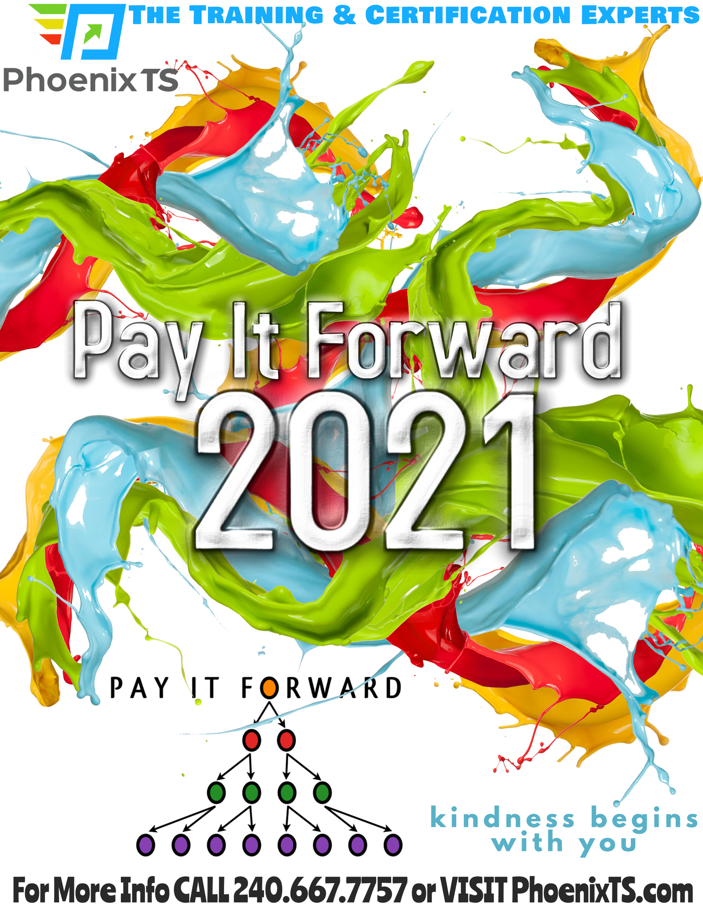 Pay it Forward 2021